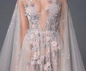 bride, wedding, and details image