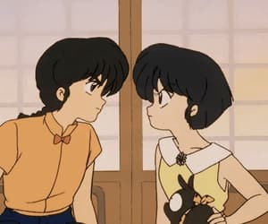 aesthetic, ranma 1 2, and 80s anime image