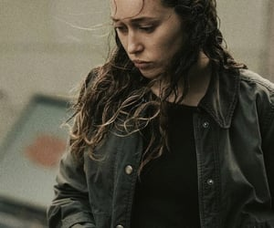 fear the walking dead and alicia clark image