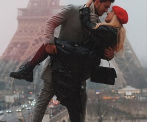 couples, casal, and paris image