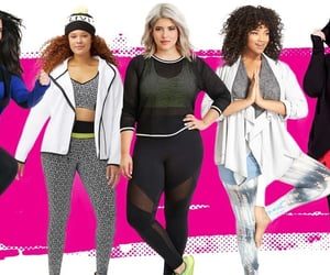 plus size activewear, wholesale activewear, and cheap activewear image