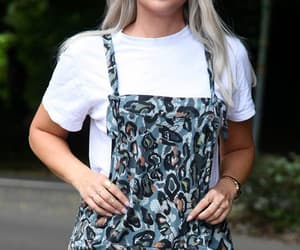 womens dungarees, baggy linen dungarees uk, and dungarees womens image