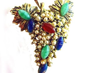 etsy, mothers day, and vintage brooch image