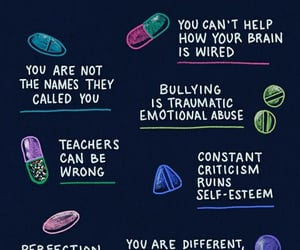 awareness, you are loved, and mental health image