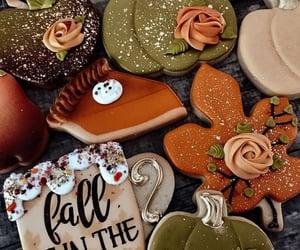 Autumn/Fall cookies