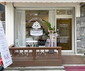 background, bakery, and cafe image