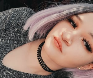 aesthetic, girl, and Piercings image