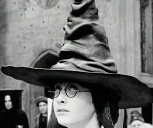 #harrypotter #sortinghat The beginning of the journey in Gryffindor
