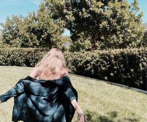 blonde, girls, and moda image