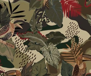 background, birds, and leaves image