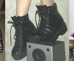 dark, emo, and goth image
