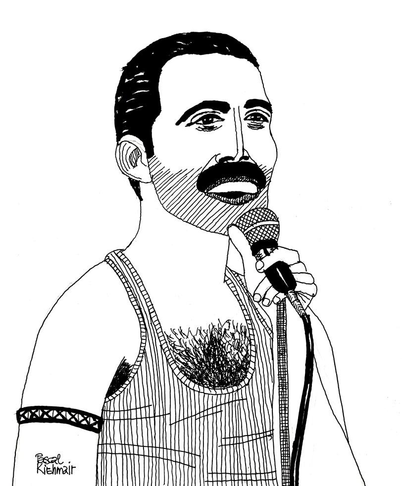 caricatura, caricature, and cartoon image