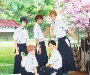 anime, аниме, and цуруне image