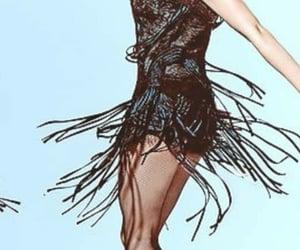 dress, Queen, and Scarlett Johansson image