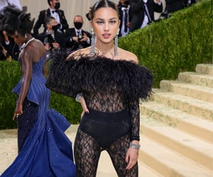 olivia, met gala 2021, and sour image
