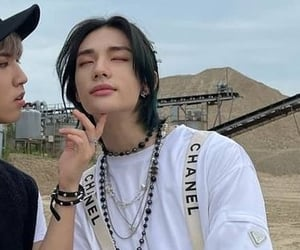 goals, matching icons, and stray kids image
