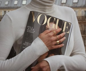 article, shows, and vogue image