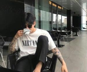 boy, guy, and korean image