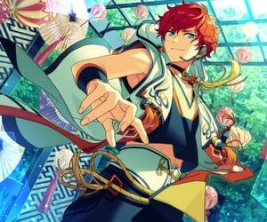anime, anime boy, and ensemble stars image