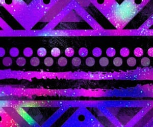 abstract, chevron, and glitter image