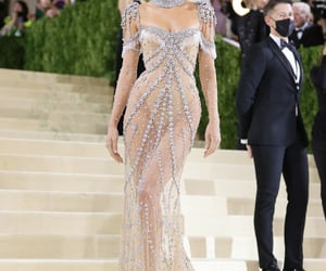 fashion, kendall jenner, and met gala image