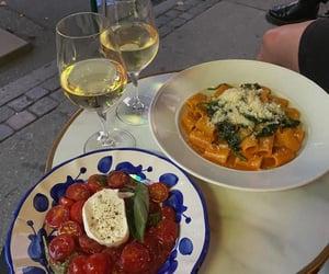 cheese, copenhagen, and dinner image