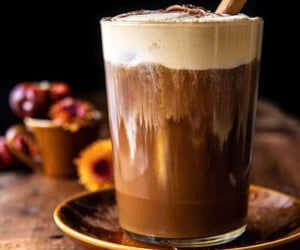 beverage, coffee, and food image