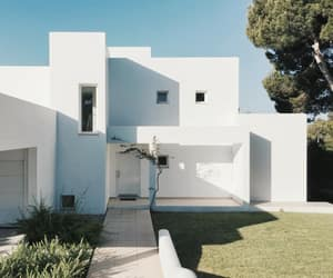 architect, house, and modern image