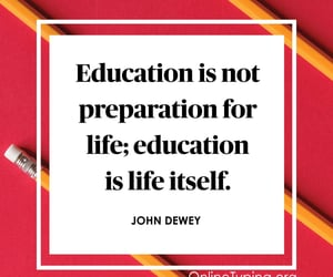 education, quote, and life quote image