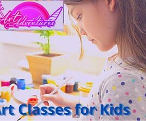 art classes for kids image