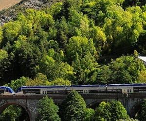 trains, frenchrailways, and francebyrail image