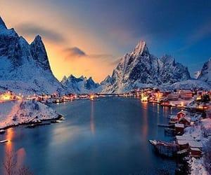 mountains, stunning, and beautiful image
