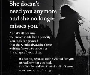 miss you, relationships, and thoughts image