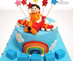 bakery, cakes, and birthday cakes image