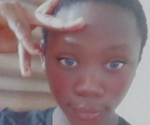 blue eyes, nigerian, and 🇳🇬 image