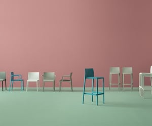 chairs, seating, and colors image