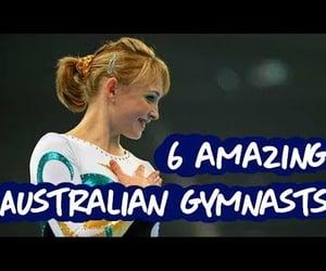 gym, gymnastics, and video image