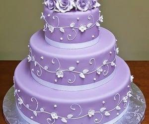 amazing, cake, and purple image