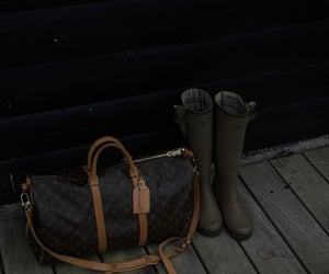 aesthetic and Louis Vuitton image