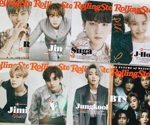aesthetic, magazine, and rolling stone image