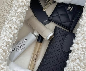 aesthetic, chanel, and essentials image