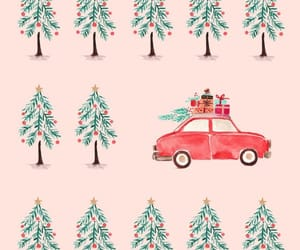 background, christmas, and wallpaper image