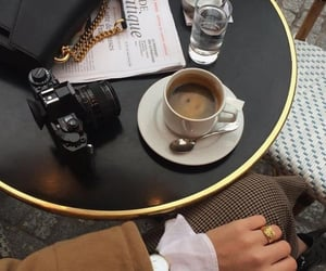 coffee, aesthetic, and fashion image