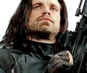 Avengers, guns, and Marvel image