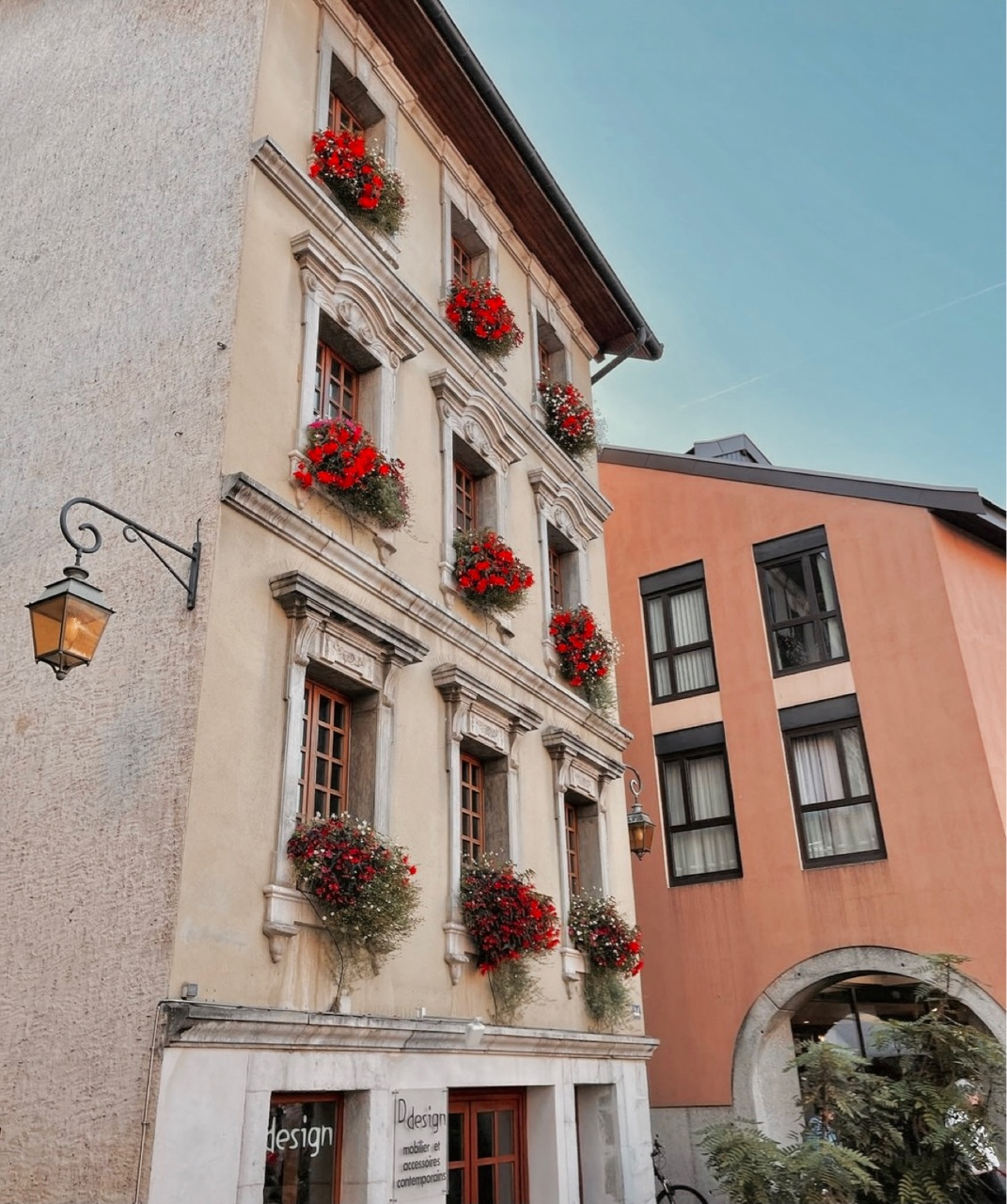 city, france, and architecture image