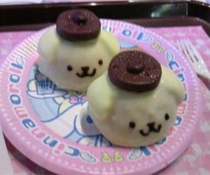 cake, pompompurin, and cute image
