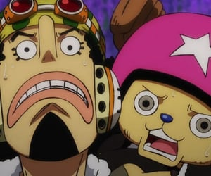 anime, chopper, and one piece image
