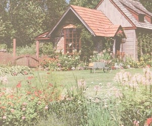 article, cottage, and gardening image