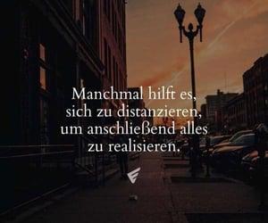 deutsch, zitat, and spruch image