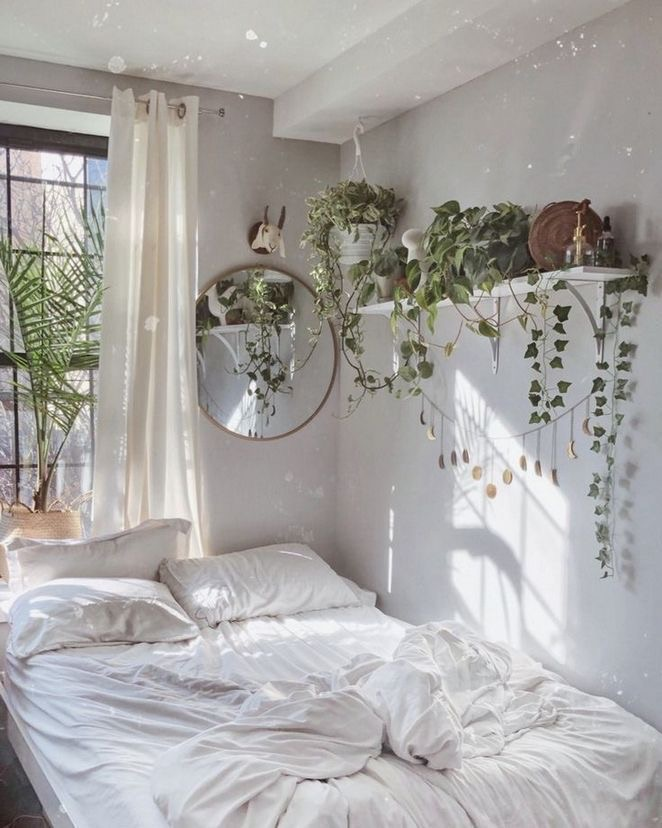 aesthetic, bedroom, and interior image